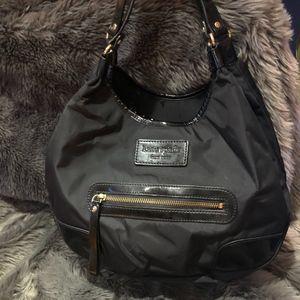 Kate Spade Nylon bag with Patent trim